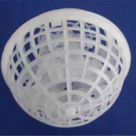 多孔悬浮球填料,耐温立体弹性填料