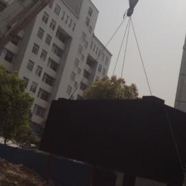 汉力线路板污水处理一体化设备