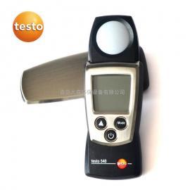 德图testo540照度仪