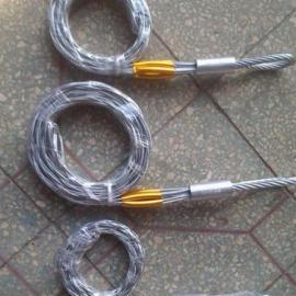 蛇皮套图片价格 电缆网套厂家