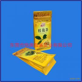 生产厂家定制 茶叶八边封包装袋 PE材质