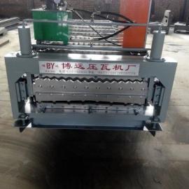 850910双层压瓦机的一般描述