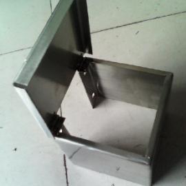 不锈钢沉降观测点保护盖、L型沉降观测点保护罩、沉降保护盖