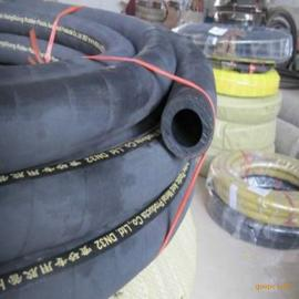 喷砂胶管选我-38mm喷砂胶管 大口径喷砂橡胶管 夹布耐压