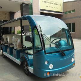 重庆綦江景区燃油观光车/重庆旅游电动观光车