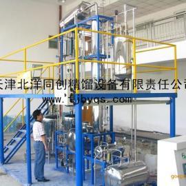供应玻璃精馏塔,玻璃精馏塔,不锈钢精馏塔