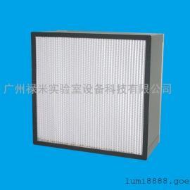 广州禄米-HS有隔板高效过滤器-生产厂家