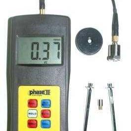 美国PHASE II品牌 测振仪DVM-1000 质保五年