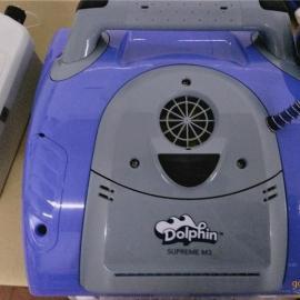 南昌海豚M3泳池吸污机自动障碍排除设备自有自我修复程序