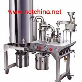 小型气流粉碎机(实验室专用) 型号:SS99-YQ50 库号:M49837