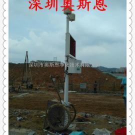 南宁工地扬尘监测 柳州桂林建设工地扬尘噪音实时监控系统