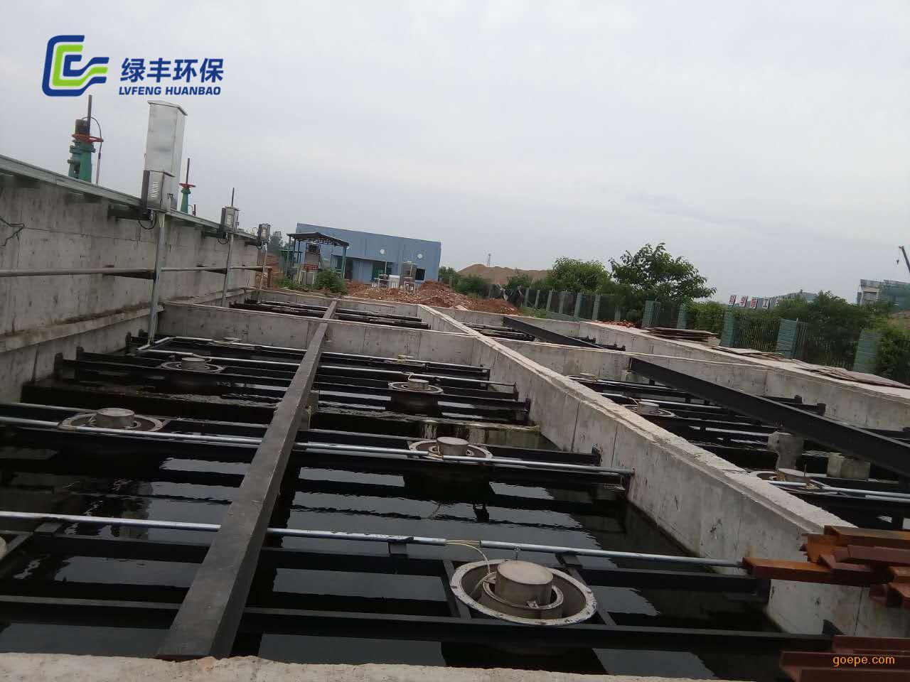 连续砂滤器LFSL-50污水深度处理设备