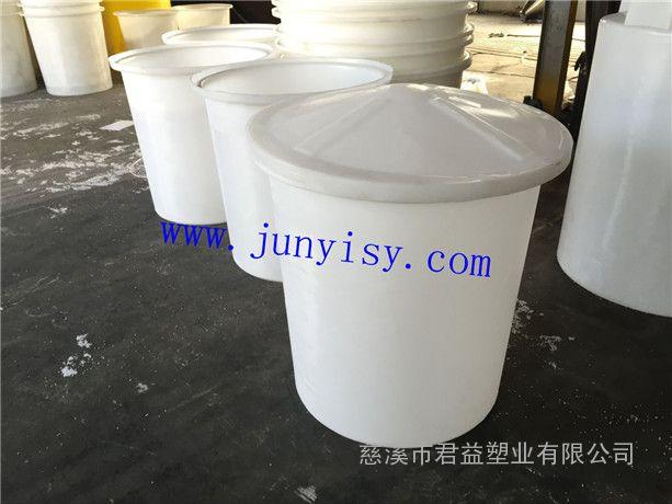 江苏耐酸碱塑料圆桶 防晒耐老化晒酱桶 食品加工塑料包装桶