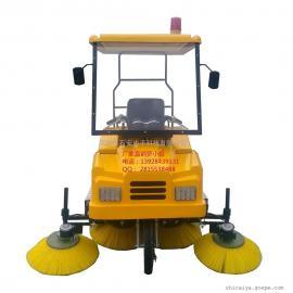 驾驶型电动扫地车/扫地机/清扫车洒水、清扫、吸尘、收集垃圾于一