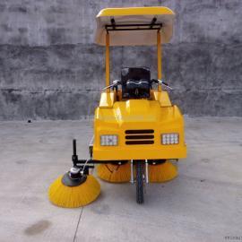 道路广场清扫车电动扫路车扫地车道路清洁车驾驶式电动扫地车