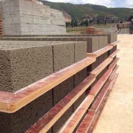 南平花砖机厂家恒兴砖机常年出口海外QT18-15多孔砖机