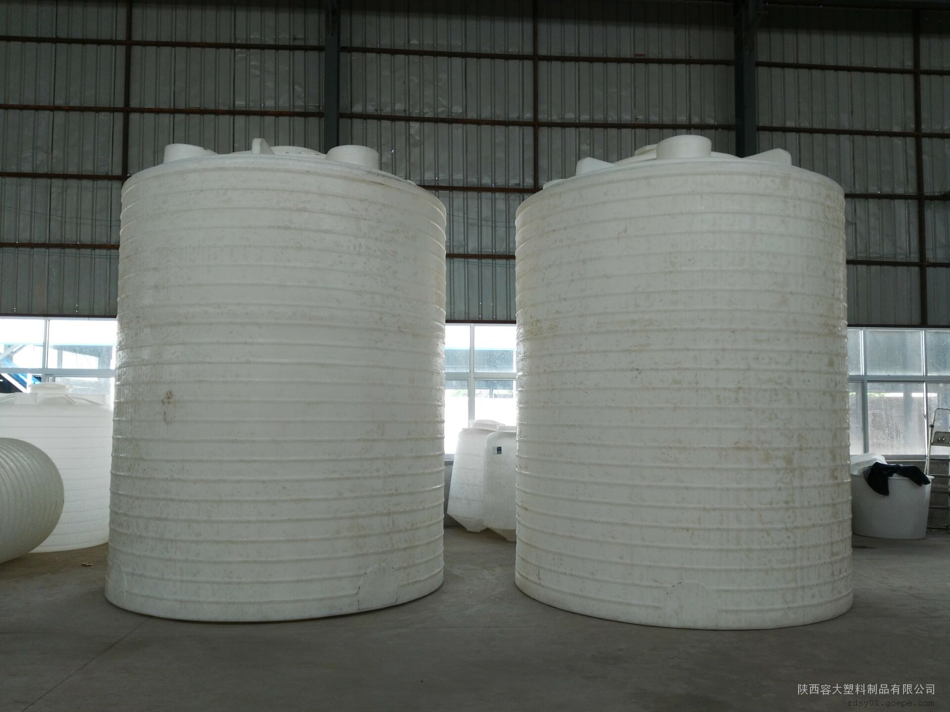 30吨PE水箱 抗旱灌溉水箱 消防储水箱 西北厂家