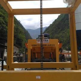 平和制砖机厂家恒兴砖机厂家质量有保障QT18-15多孔砖机