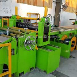 供应纵剪分条机械YYX-0.2-2.0-850
