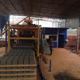 平潭QT15-18砌块成型机恒兴砖机售后服务第一QT18-15多孔砖机