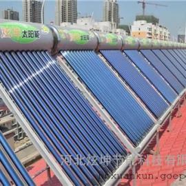 唐山农村太阳能采暖,农村太阳能采暖,炫坤科技(查看)