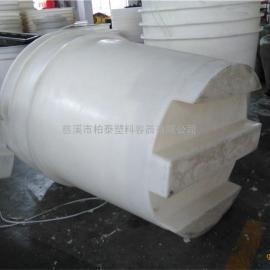1000L叉车底pe印染方桶/500公斤不锈钢塑料桶/食品级泡菜桶批发