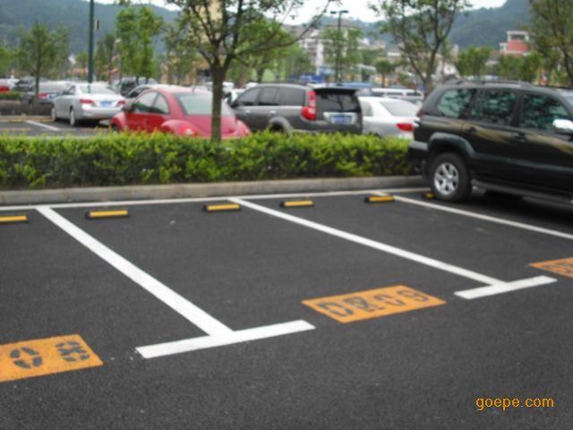 重庆户外停车位设计施工