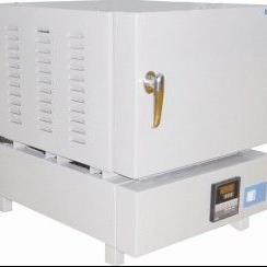 BZ-5-12A一体式白瓷表皮马弗炉 灰化炉 箱式电动势炉