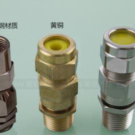 黄铜凯装防爆填料函,船用电缆填料函生产厂家