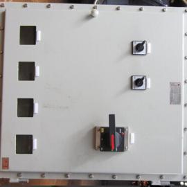 蒸馏釜温度显示仪防爆箱 96*96温度显示仪防爆箱