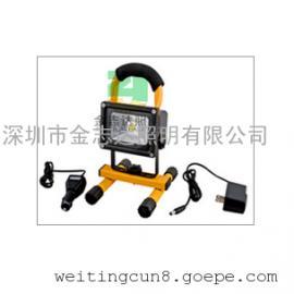 led手提投光灯/led充电投光灯/led人体感应投光灯