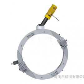 管道坡口机,OCE-830外钳式电动管子切割坡口机