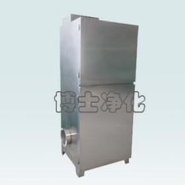 不锈钢单机除尘器PL-2700(手动振打)布袋除尘设备