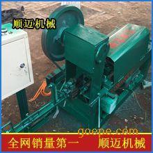 温州全自动调直机 各种线材调直切断机 自动计数校直机械