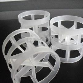塑料鲍尔环,鲍尔环填料,塑料鲍尔环,PP鲍尔环填料