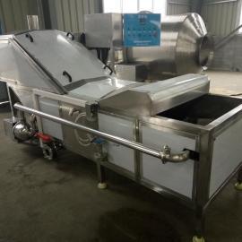 龙虾蒸煮流水线/龙虾蒸煮设备/龙虾蒸煮机