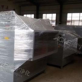 订制注塑机废气处理设备 挤塑机废气净化 PVC吸塑废气处理