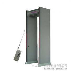 法院安检门规格 监狱安检门厂家 广州娱乐场所安检门供应商