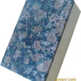 黄金麻石材保温一体板