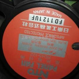 日东机柜配套RD45系列盘用散热风扇RD45-122型