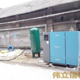 湖北武汉喷砂设备出租空压机喷砂机储气罐整套一站式租售价格