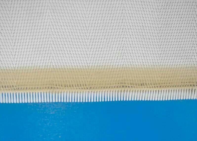 专业生产聚酯螺旋网 聚酯脱水网带 脱硫聚酯螺旋网电厂专用