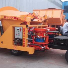 供应【云南-昆明】 自动上料喷浆车 混凝土喷浆车