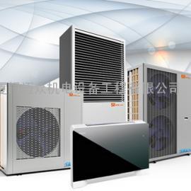直流变频空气源热泵(中央空调+地暖)