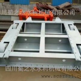 云南平面定轮钢闸门价格(昆明平面滑动喷锌钢制闸门生产加工)