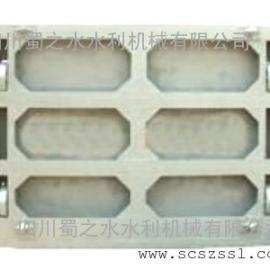 陕西平面定轮钢闸门价格(西安平面滑动喷锌钢制闸门生产加工)