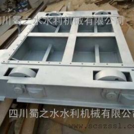 福建平面定轮钢闸门价格(福州平面滑动喷锌钢制闸门生产加工)