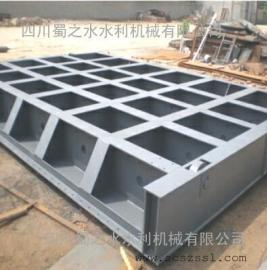 广东平面定轮钢闸门价格(广州平面滑动喷锌钢制闸门生产加工)