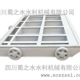 广西平面定轮钢闸门价格(南宁平面滑动喷锌钢制闸门生产加工)