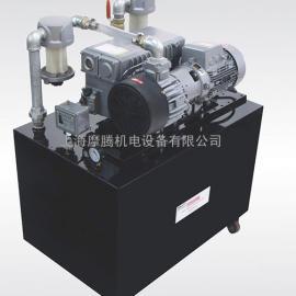 真空槽系统,真空机组,单泵系统,真空系统